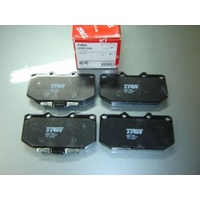 Nissan 200SX S15 S14 TRW Front & Rear Disc Brake Pads NEW FULL SET