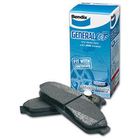 Bendix GCT Brake Pads Toyota Camry & Vienta models NEW GENUINE BENDIX