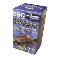 EBC ULTIMAX FRONT Disc Brake Pads Ford Falcon EA EB ED NEW FRONT SET