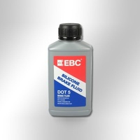 EBC BF005 DOT 5 SILICONE HIGH PERFORMANCE BRAKE FLUID HIGH TEMPERATURE RATED